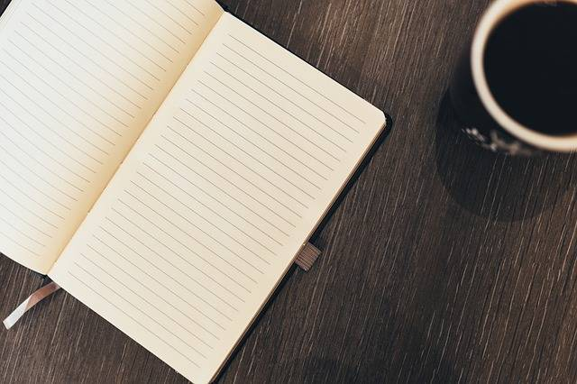 Notebook Paper Page - Free photo on Pixabay (514193)