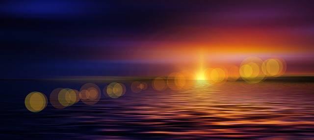 Sunset Cloud Meditation - Free image on Pixabay (514201)