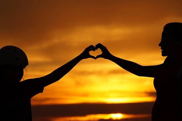 Love Family Heart - Free photo on Pixabay (516277)