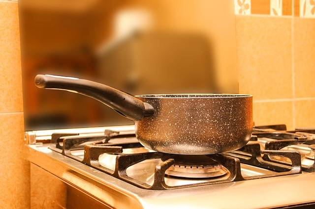 Pan Stove Fire Boiling - Free photo on Pixabay (520733)