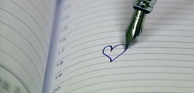 Book Calendar Notebook - Free photo on Pixabay (522260)