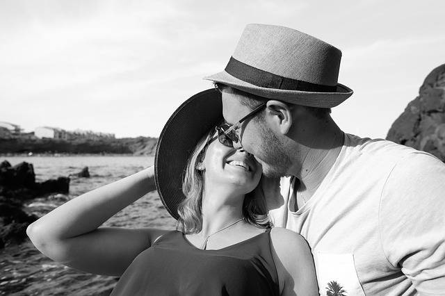Love Couple Romantic Young - Free photo on Pixabay (524780)