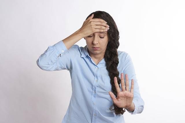 Upset Overwhelmed Stress - Free photo on Pixabay (524834)