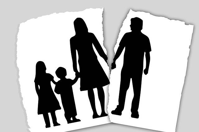 Family Divorce Separation - Free image on Pixabay (525747)