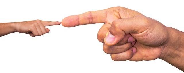 Index Finger Large Small - Free photo on Pixabay (527015)