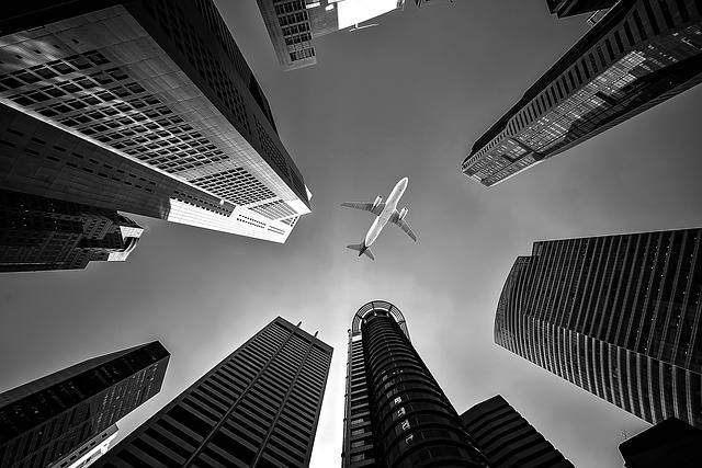 Airline Architecture Buildings - Free photo on Pixabay (527345)