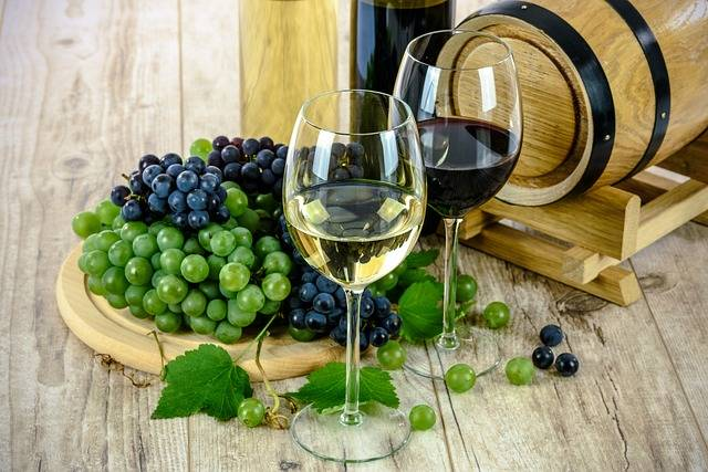 Wine Glass White - Free photo on Pixabay (528017)