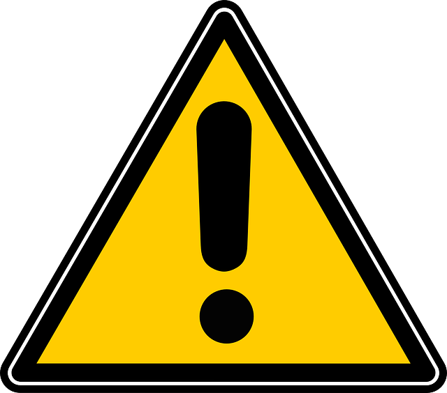Sign Caution Warning - Free vector graphic on Pixabay (532822)
