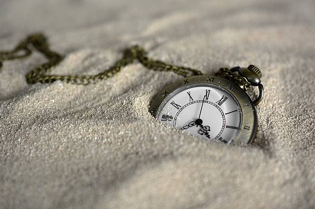 Pocket Watch Time Of Sand - Free photo on Pixabay (532945)