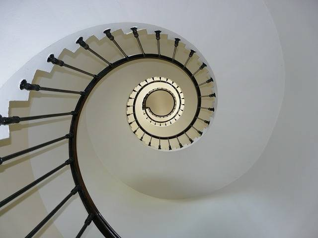 Staircase Snail Lighthouse - Free photo on Pixabay (535292)