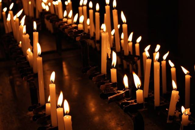 Candle Candles Wax - Free photo on Pixabay (537657)