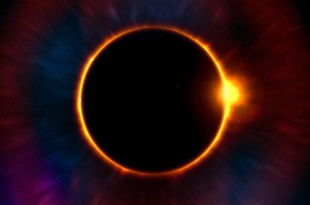 Eclipse Twilight Moon - Free image on Pixabay (540450)
