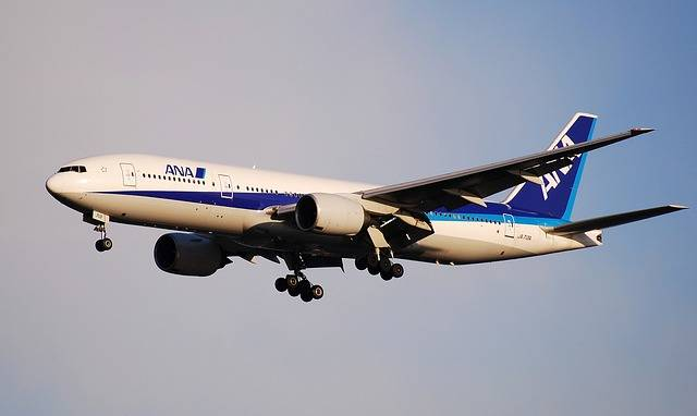 Boeing 777 Ana All Nippon Airways - Free photo on Pixabay (541967)