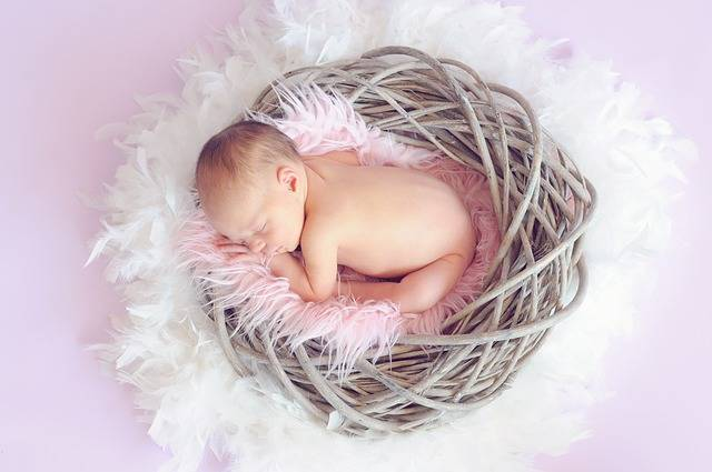 Baby Sleeping Girl - Free photo on Pixabay (542035)