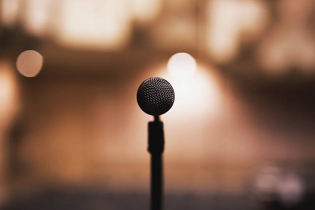 Audio Concert Mic - Free photo on Pixabay (546622)