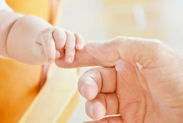 Baby Hand Infant - Free photo on Pixabay (546948)
