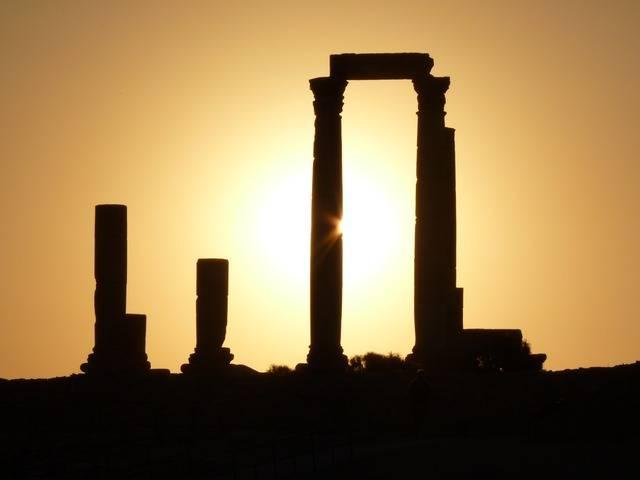Citadel Hill Amman Jordan - Free photo on Pixabay (547366)