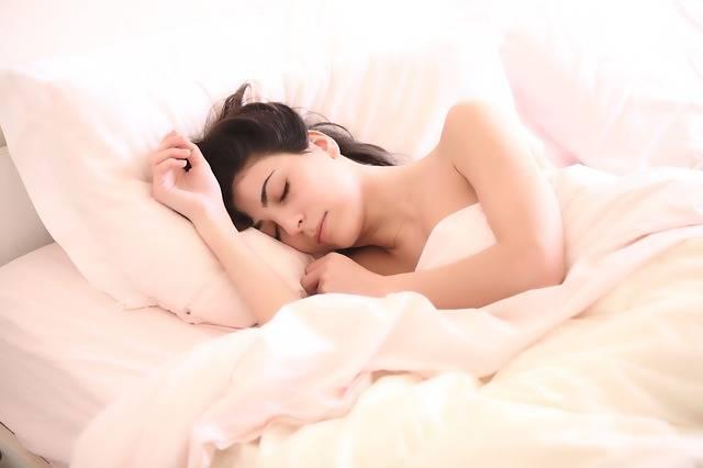 Woman Asleep Girl - Free photo on Pixabay (548485)