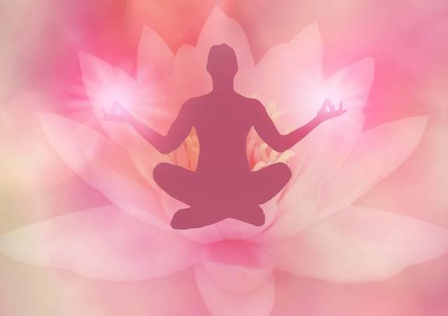 Lotus Meditation Position - Free image on Pixabay (549714)