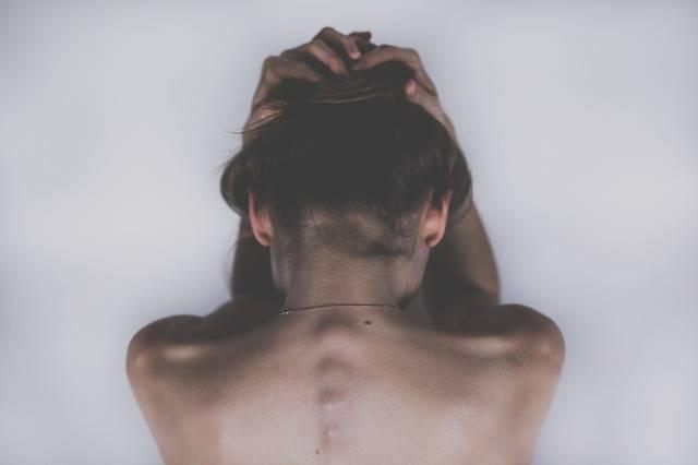 Woman Sad Depression - Free photo on Pixabay (549885)