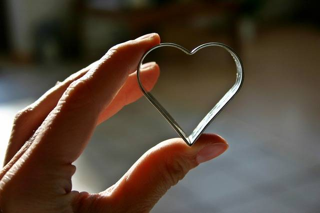 Cookie Cutter Heart Shape - Free photo on Pixabay (551305)