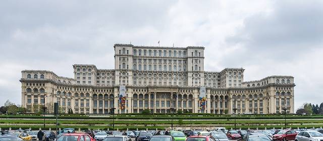 Palace People'S Bucharest - Free photo on Pixabay (553094)