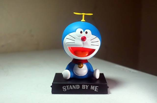 Toy Doraemon Robot - Free photo on Pixabay (553563)