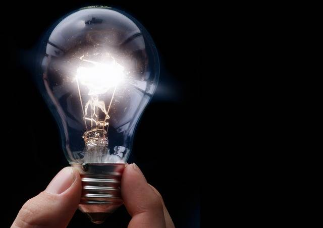Light Bulb Current Electric - Free photo on Pixabay (553584)