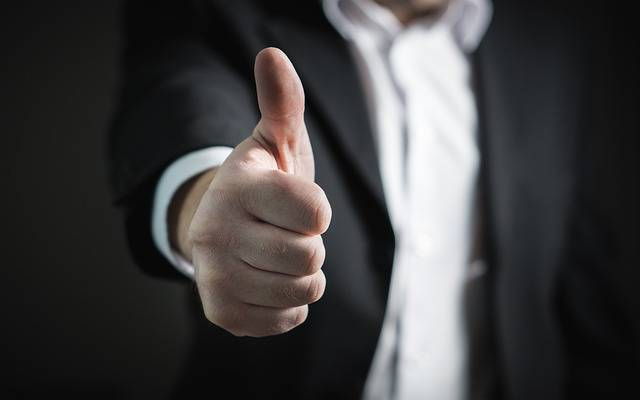 Thumbs Up Okay Good Well - Free photo on Pixabay (554163)