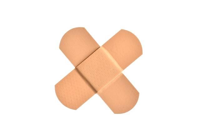 Bandage First-Aid Medical - Free photo on Pixabay (555316)