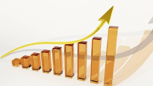 Graph Growth Finance - Free image on Pixabay (556687)