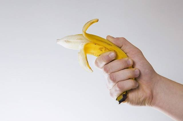 Banana Fun Shot - Free photo on Pixabay (558644)