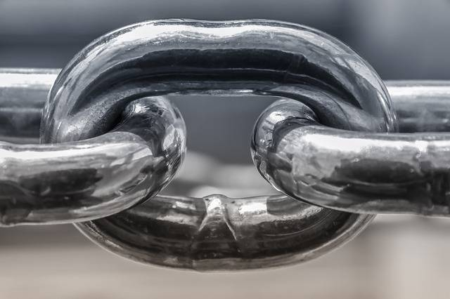Chain Stainless Steel Metal - Free photo on Pixabay (558694)