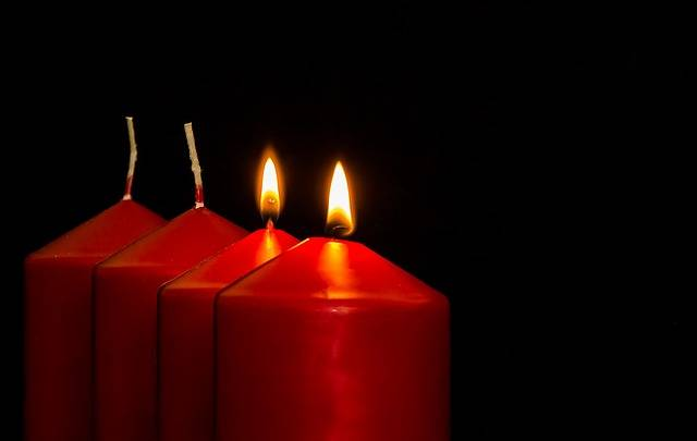 Advent 2 Candles - Free photo on Pixabay (558849)