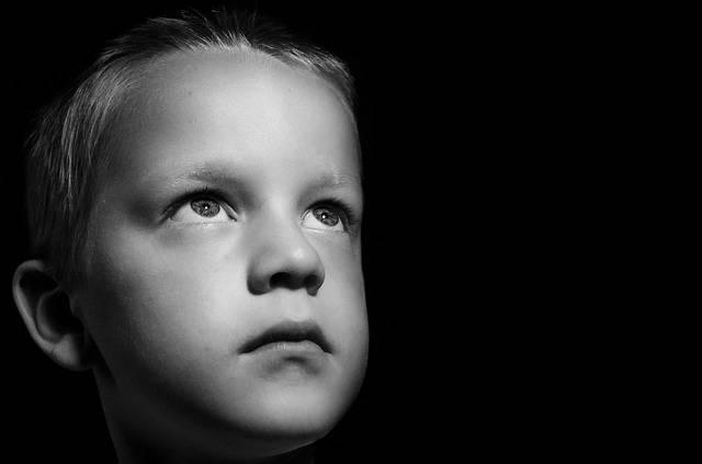 Sad Child Boy - Free photo on Pixabay (560050)