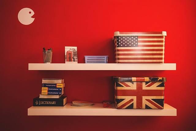 American Books Boxes - Free photo on Pixabay (564432)