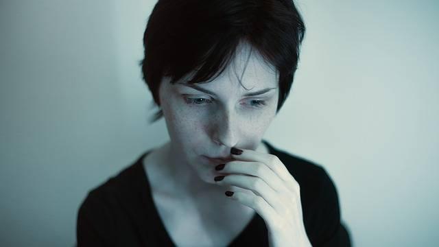 Portrait Grim Girl - Free photo on Pixabay (569519)