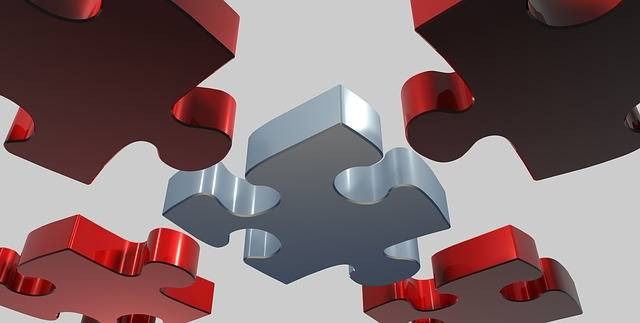 Puzzle Share 3D - Free image on Pixabay (570216)