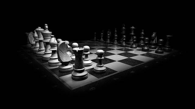 Chess Pieces Board - Free photo on Pixabay (570219)