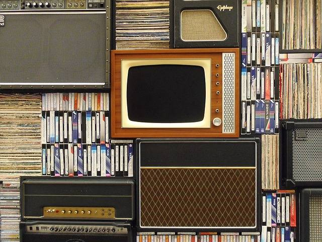 Old Tv Records Vhs Tapes - Free photo on Pixabay (570227)