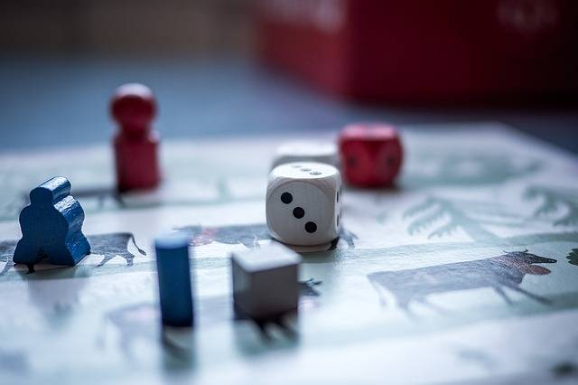 Dice Game Pawn Board - Free photo on Pixabay (570796)