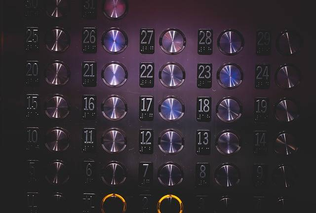 Elevator Buttons - Free photo on Pixabay (571895)