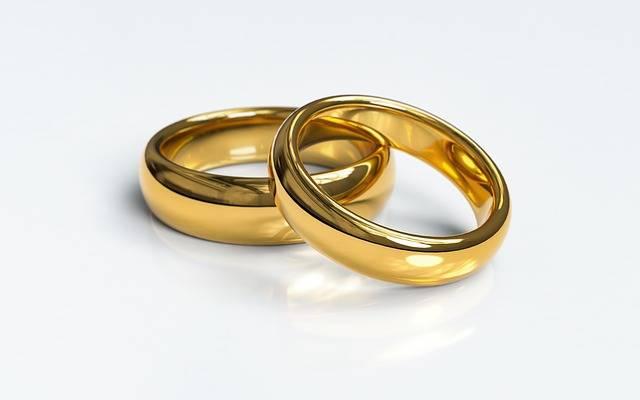 Wedding Rings Engagement - Free photo on Pixabay (573205)