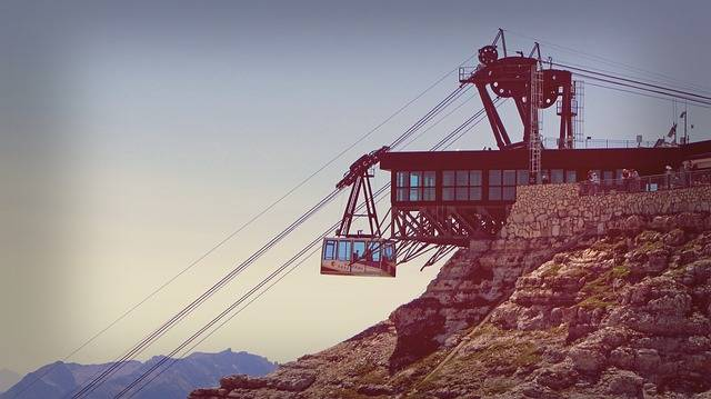 Ropeway Cableway Mountain - Free photo on Pixabay (577095)