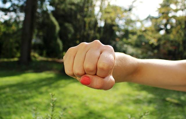 Fist Bump Anger Hand - Free photo on Pixabay (579579)