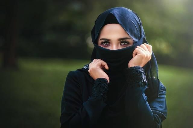 Woman Arabic Islam - Free photo on Pixabay (579646)