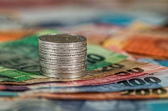 Coins Banknotes Money - Free photo on Pixabay (580003)