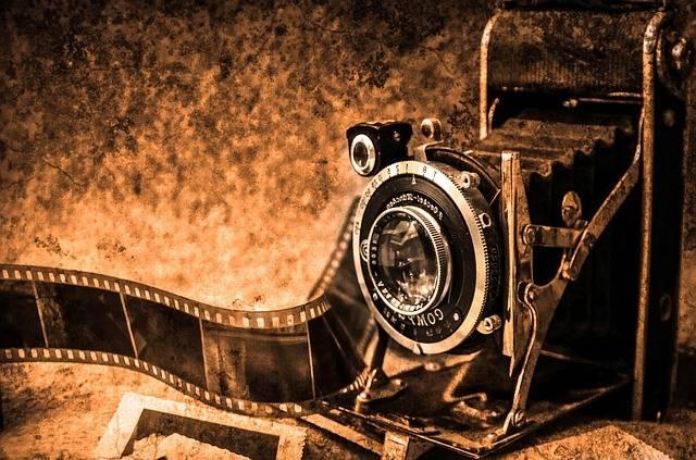 Photo Camera Photography Old - Free photo on Pixabay (586774)