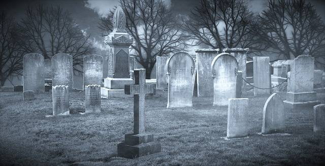 Cemetery Grave Graves - Free photo on Pixabay (588690)