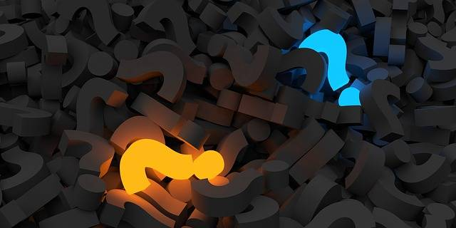 Question Mark Pile Questions - Free image on Pixabay (590837)